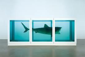 damien hirst 12 million dollar stuffed shark